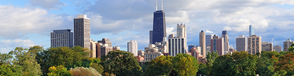 chicago-skyline-summer